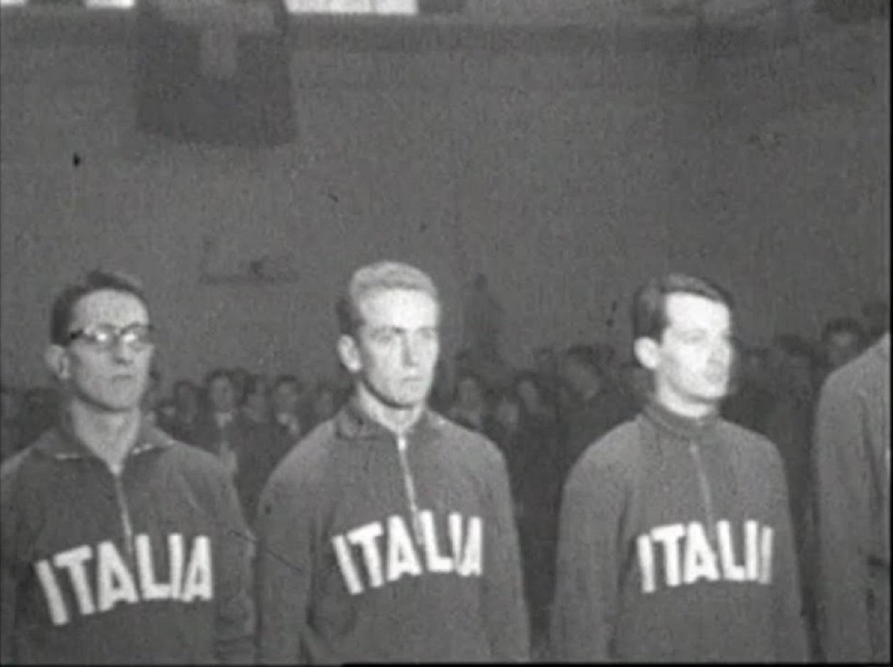 I migliori giocatori italiani di basket nati negli anni '30