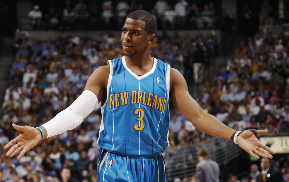 Cp3 a New Orleans
