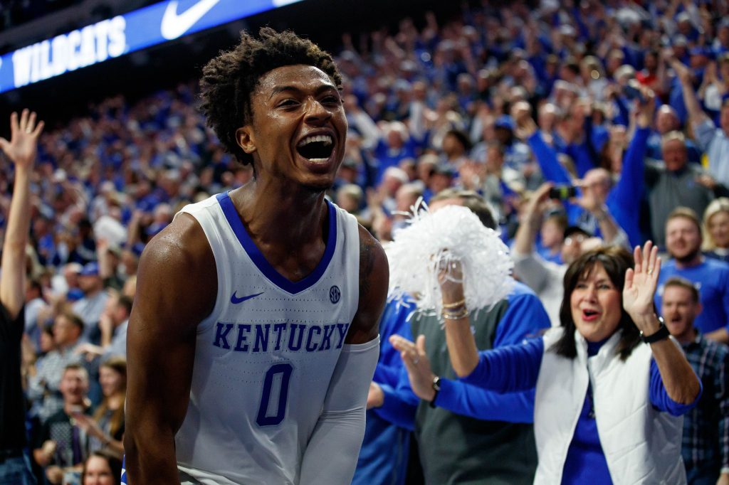 Ashton Hagans Kentucky Louisville photo Hunter Mitchell