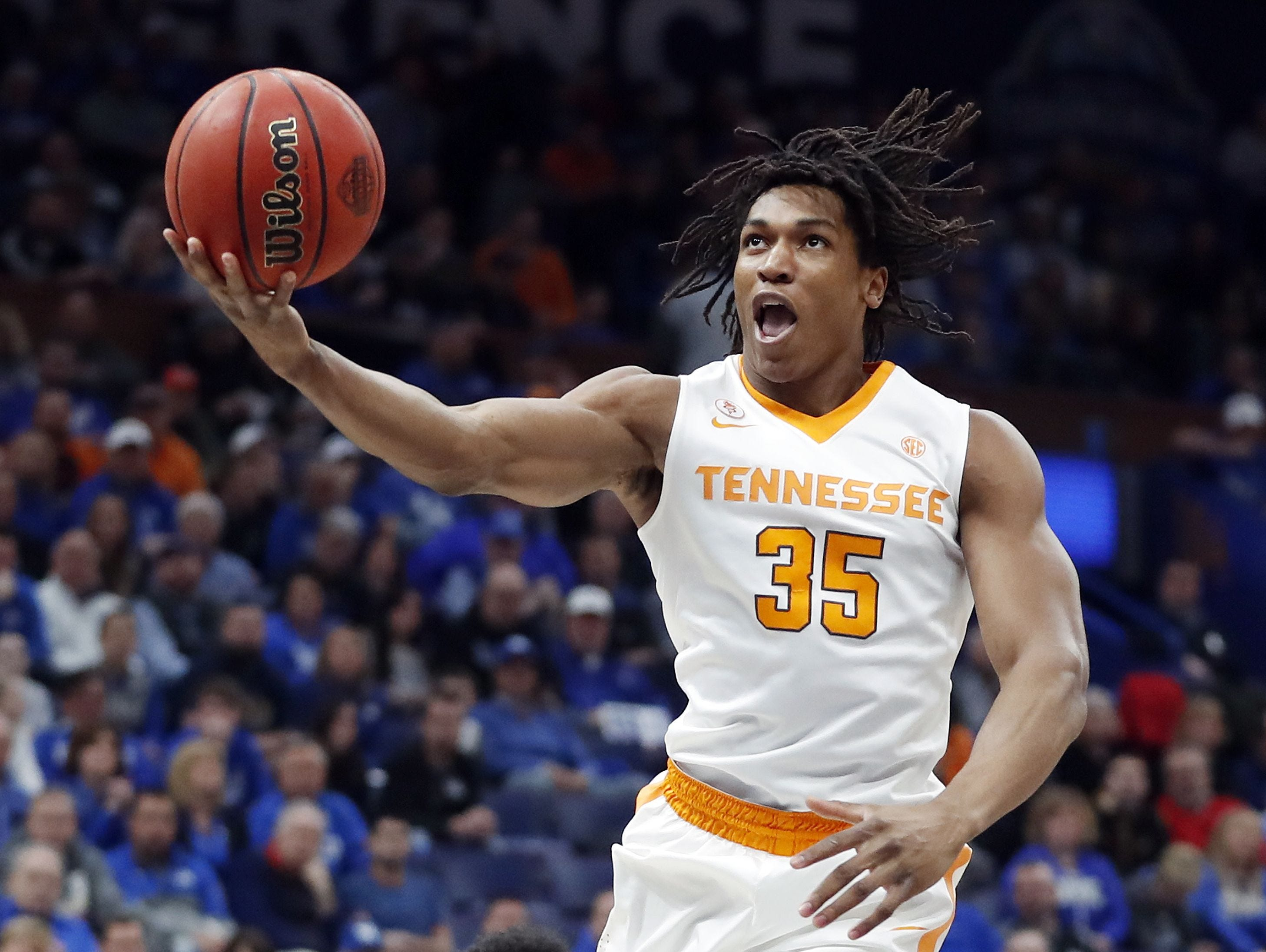 BasketballNcaa - Yves Pons - Tennesse Volunteers
