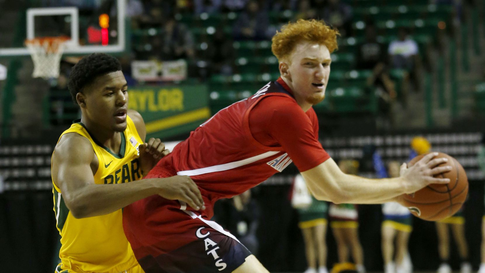 Nico Mannion Baylor Arizona