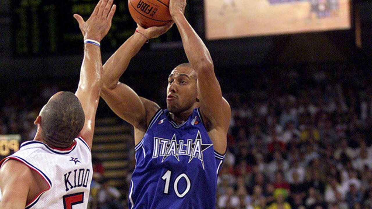I migliori giocatori di basket italiani nati negli anni '70