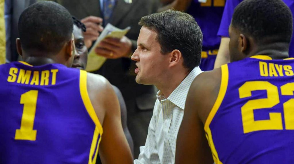 LSU Will Wade Javonte Smart Darius Days