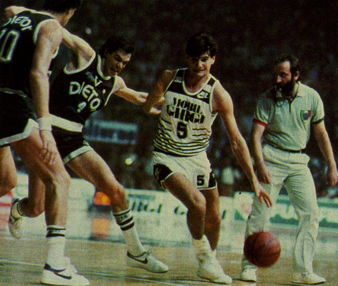 I migliori giocatori di basket italiani nati negli anni '60