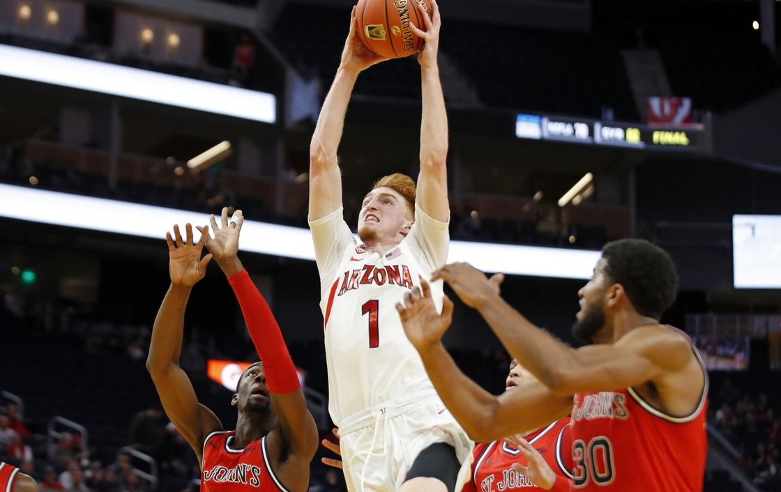 Nico Mannion Arizona St. John's