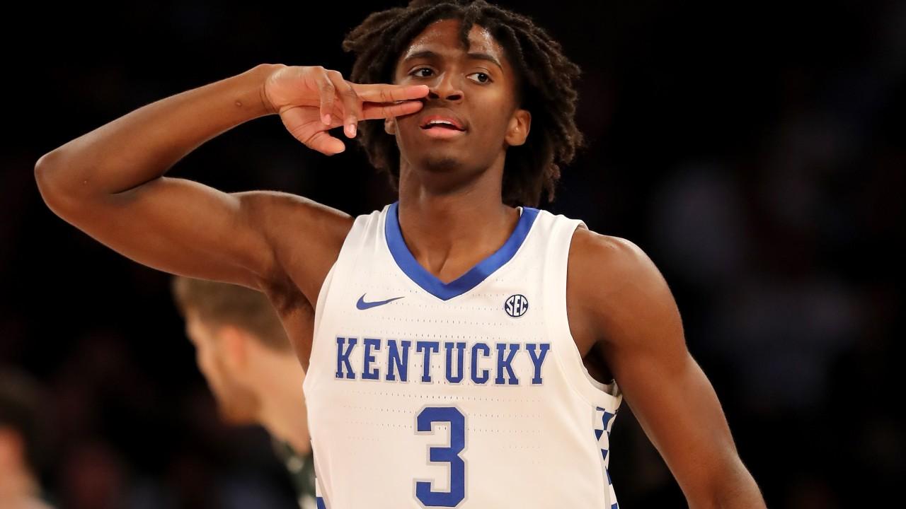 Tyrese Maxey - Kentucky Wildcats