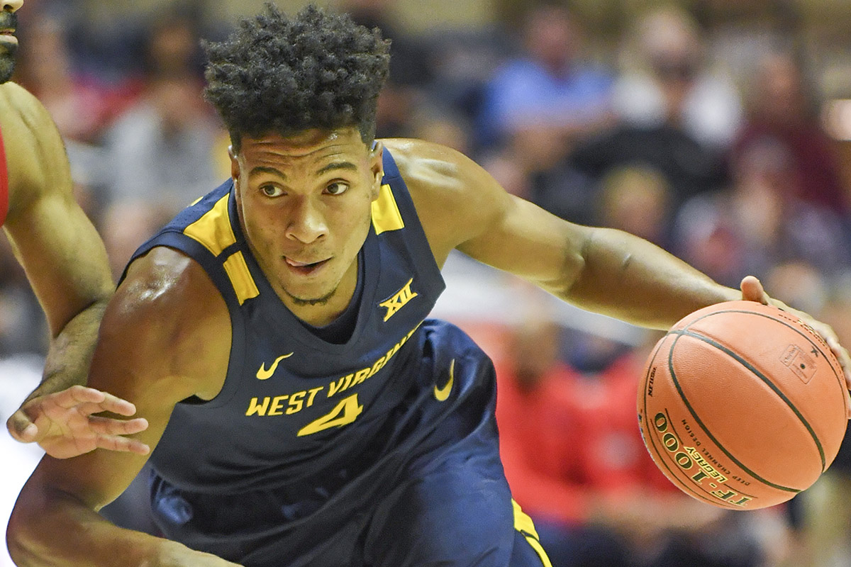 West Virginia sfida le grandi della Big 12