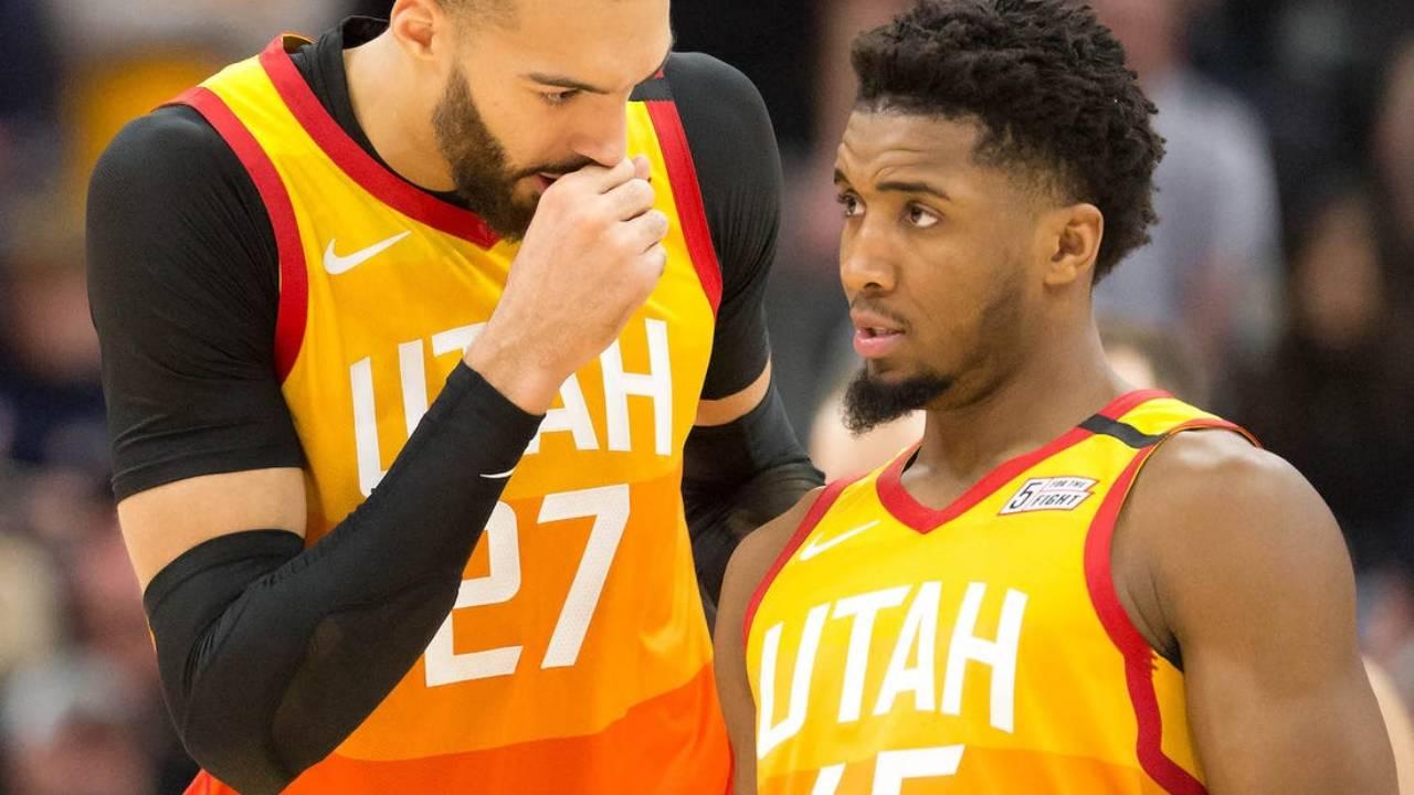 Utah Jazz - Nba Coronavirus