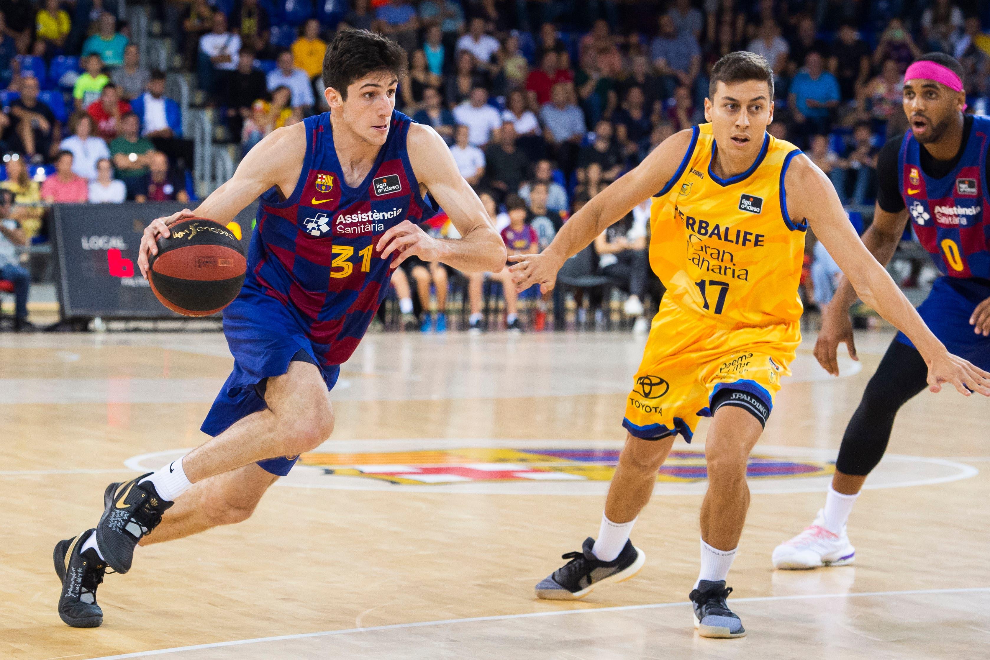 Leandro Bolmaro - Barcellona