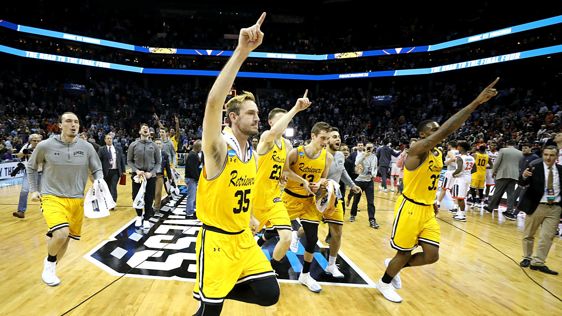 UMBC Virginia March Madness