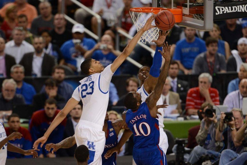 Anthony Davis - Kentucky Wildcats