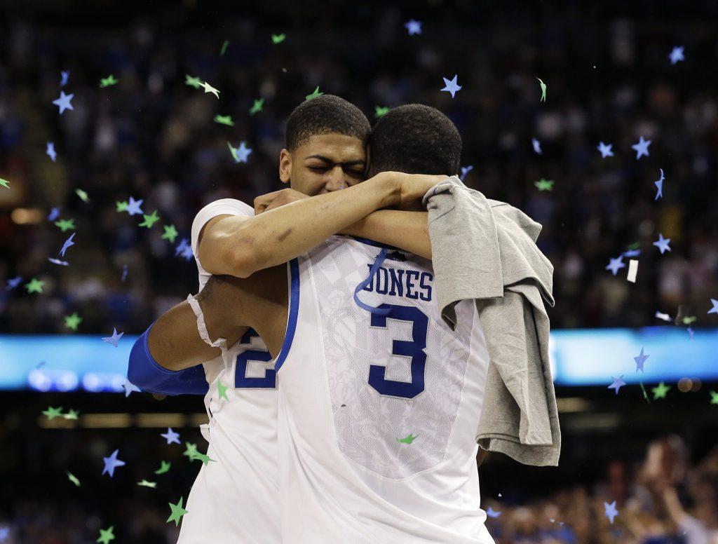 Davis e Jones - Kentucky Widlcats