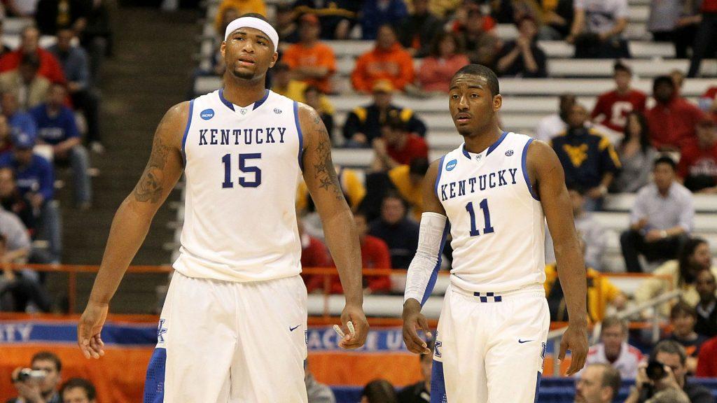 Wall e Cousins - Kentucky Wildcats