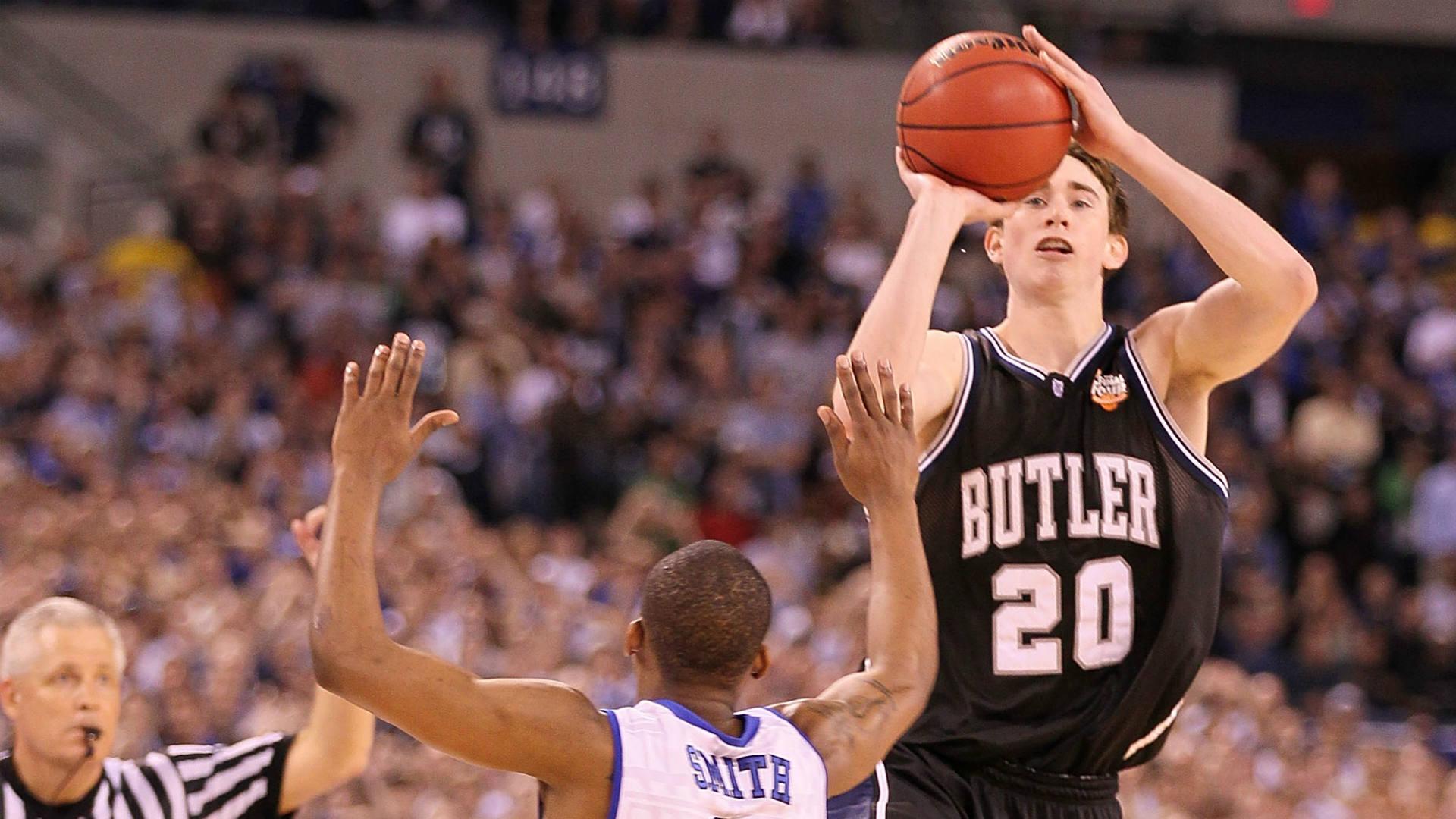 Butler, 10 anni fa a un tiro dalla storia