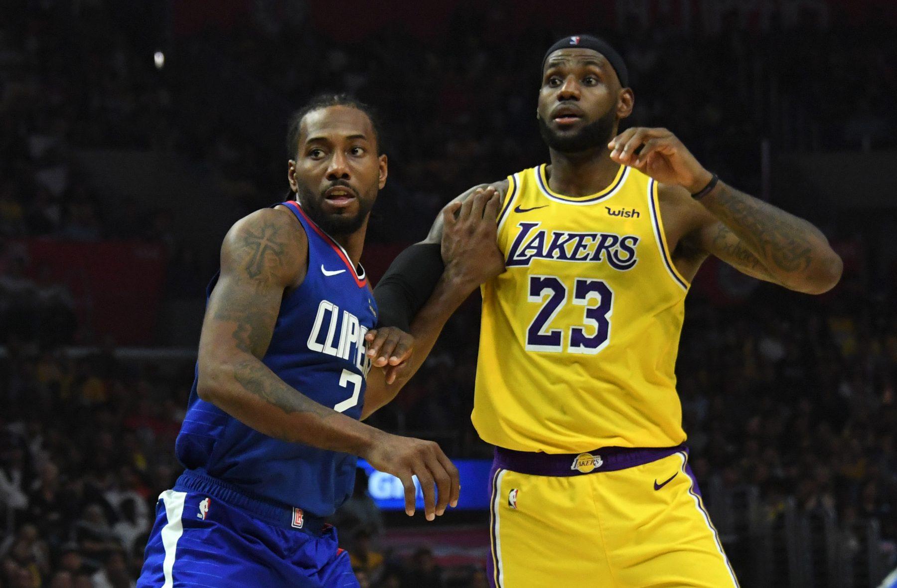 La Bolla di Orlando e Clippers contro Lakers