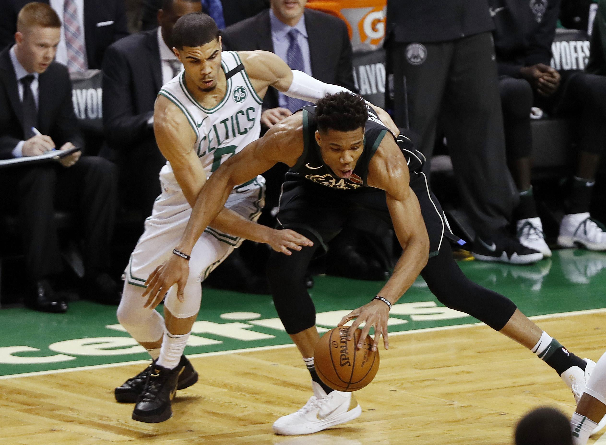 Le regine dell'Est: Bucks-Celtics, chi vince?