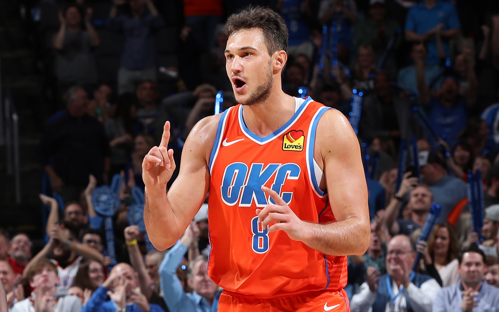 Italiani in Nba - Danilo Gallinari