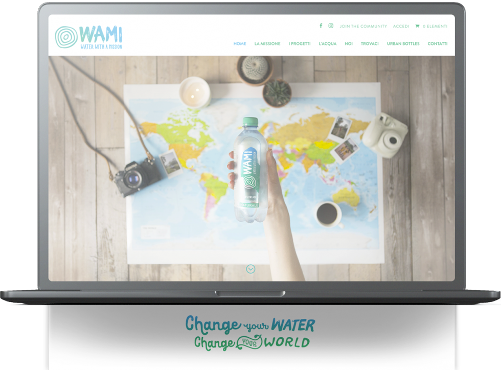 Wami – Water with a mission