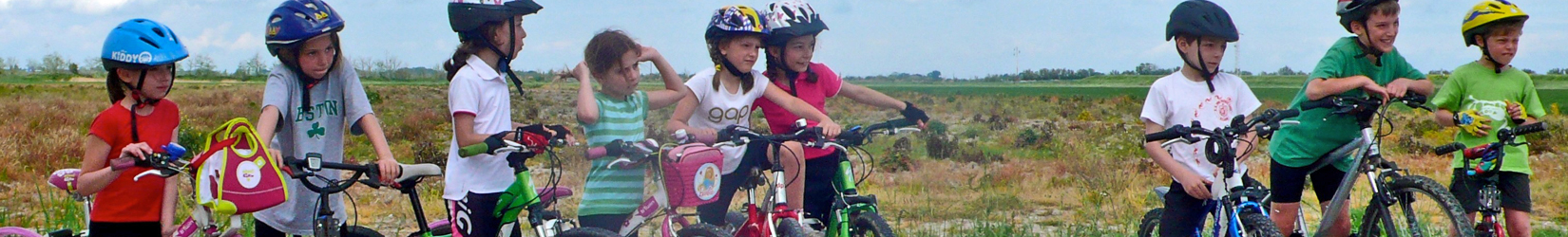 Corsi di Bicicletta BAMBINI