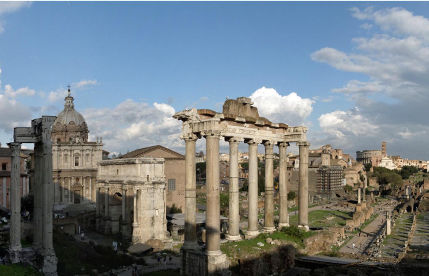 Da Orvieto a Roma Fontana di Trevi