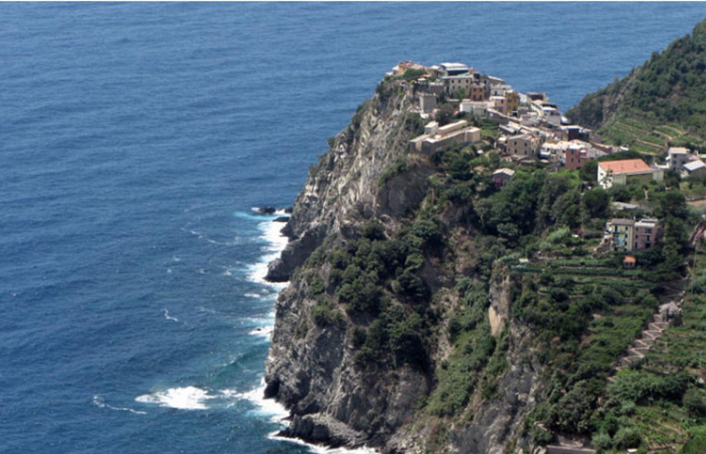 Da Varese Ligure alle Cinque Terre
