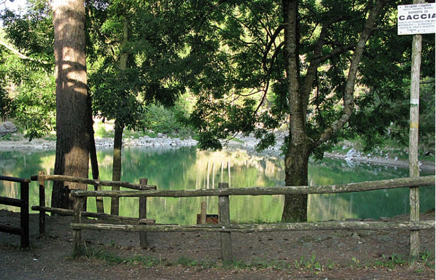 Da Voghera al lago delle Lame