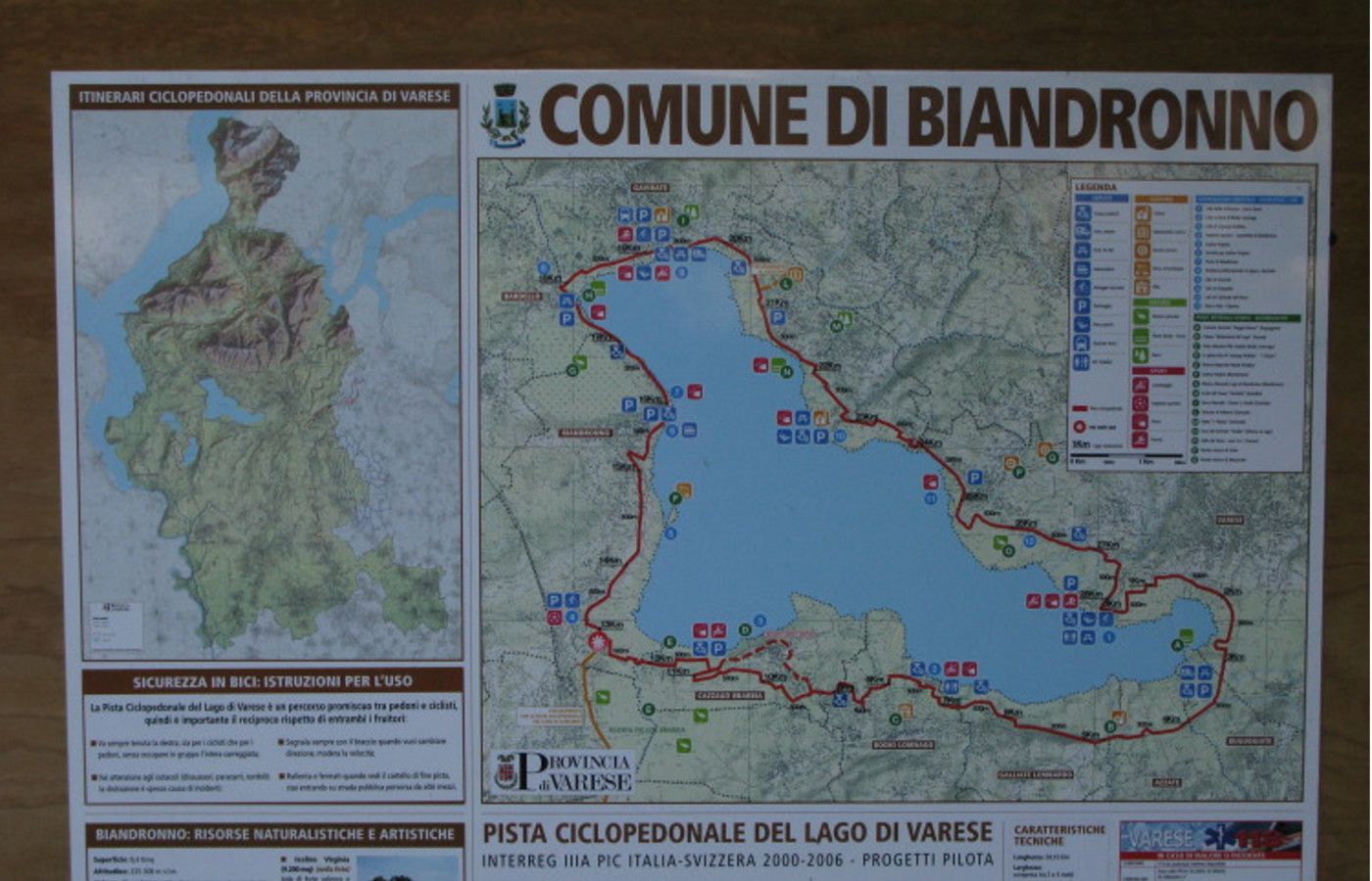 Roba da bambini - Giro del lago di Varese_f