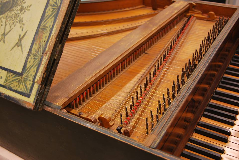 Homage to the Harpsichord at the Bagatti Valsecchi Museum (in Italian)