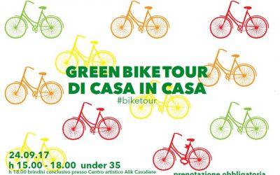 Green Bike Tour – di casa in casa
