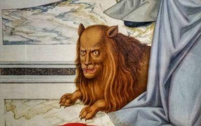 Tra leoni e gli altri animali di casa Bagatti Valsecchi