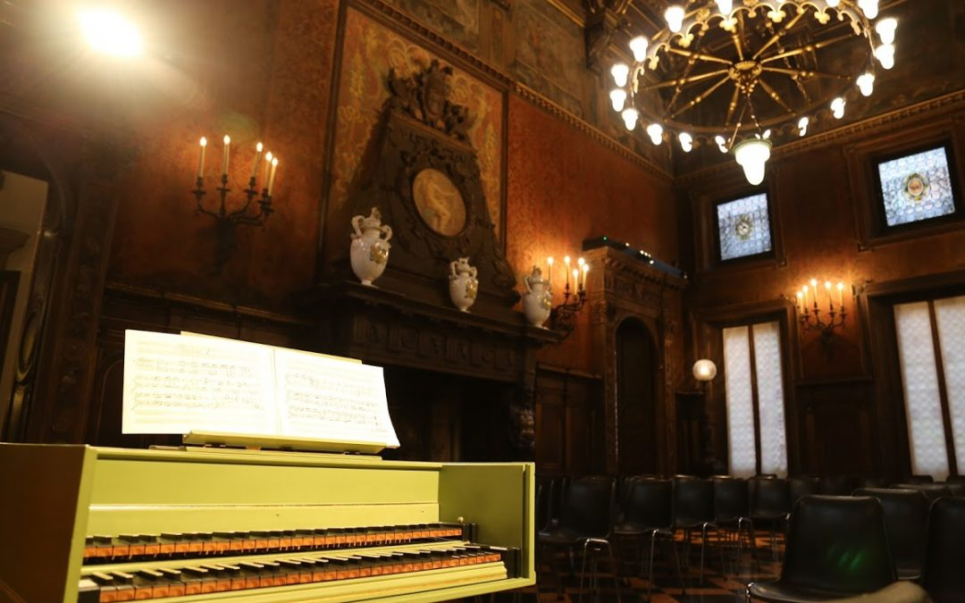 Harpsichord Music at the Bagatti Valsecchi Museum