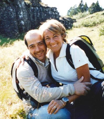 Maria Teresa Sarti e Antonio Prattella