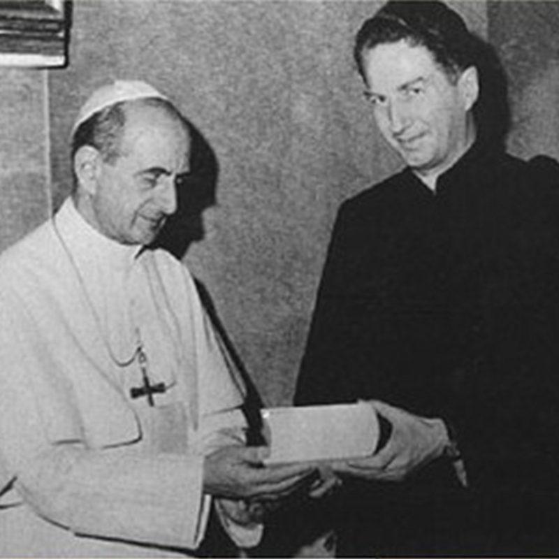 «Paolo VI, uomo dell'ascolto»: un ricordo inedito di Martini
