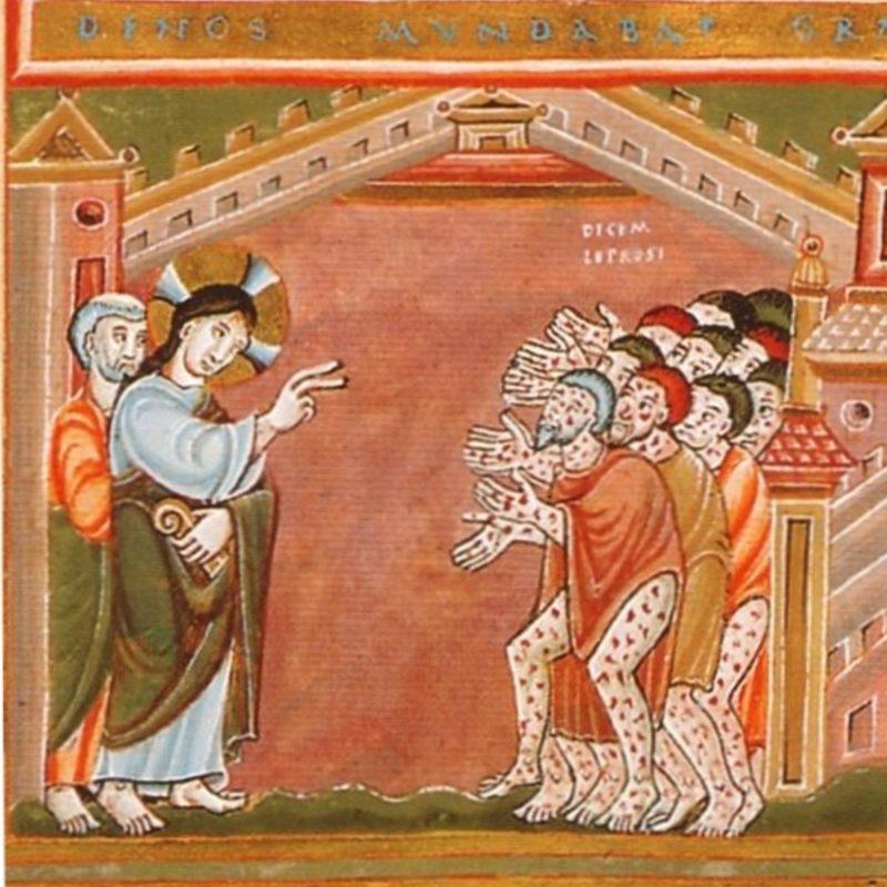 E gli altri nove? La meditazione biblica di Madre Angelini, ricordando Martini