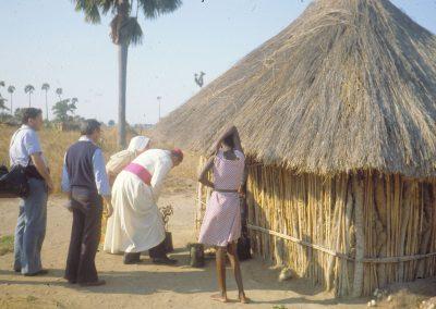 Primo viaggio missionario, Zambia 1980