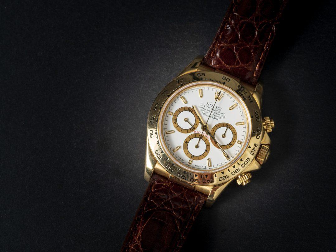 Rolex Daytona in oro giallo Ref. 16518