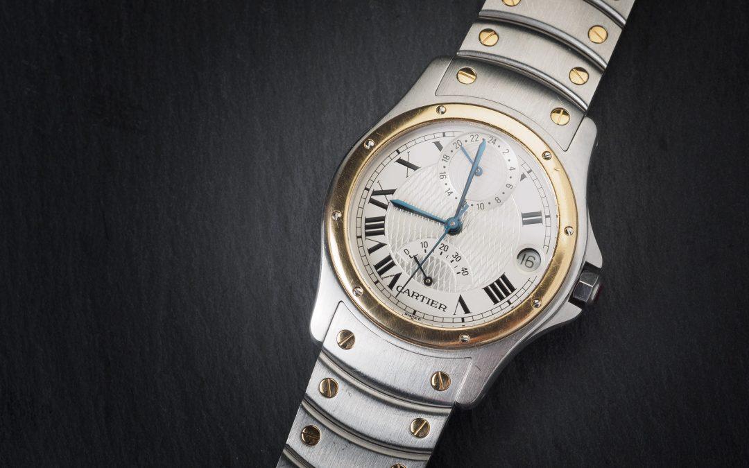 Cartier Santos Ronde Limited Edition Ref. W20038R3