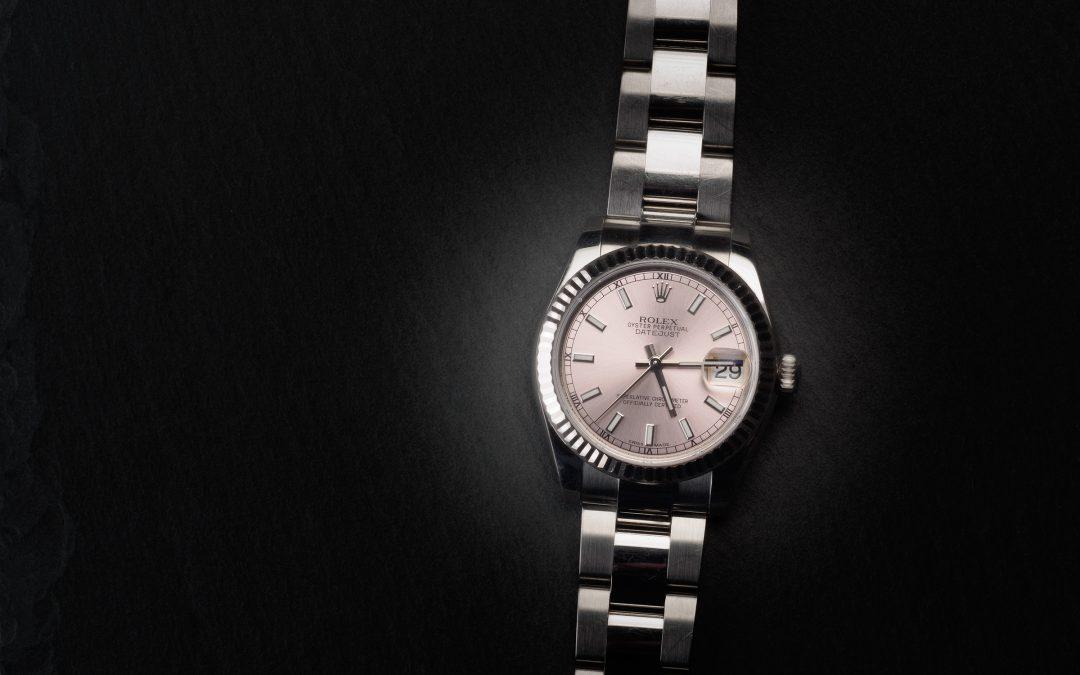 Rolex Lady Date Just in acciaio Ref. 178274