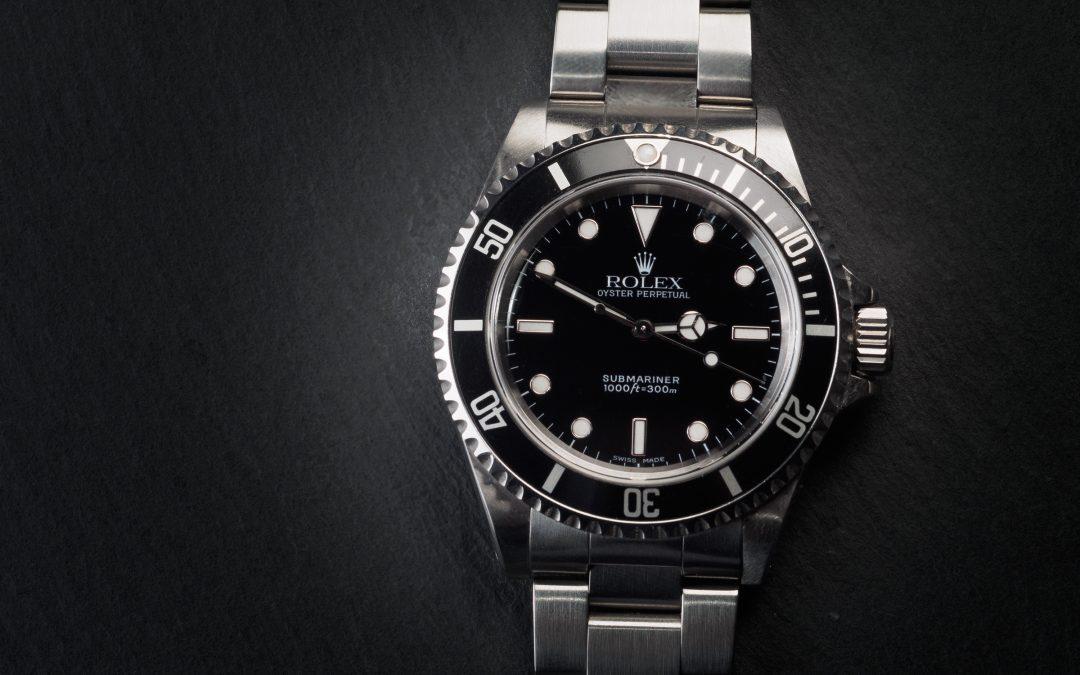 Rolex Submariner No Date in acciaio Ref. 14060M