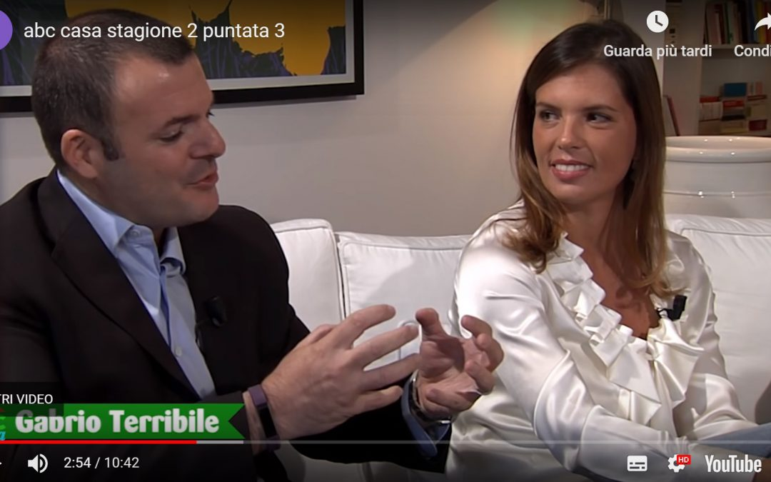 HOME|Philosophy ospite di ABC casa