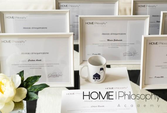 UN ANNO DI HOME|PHILOSOPHY ACADEMY