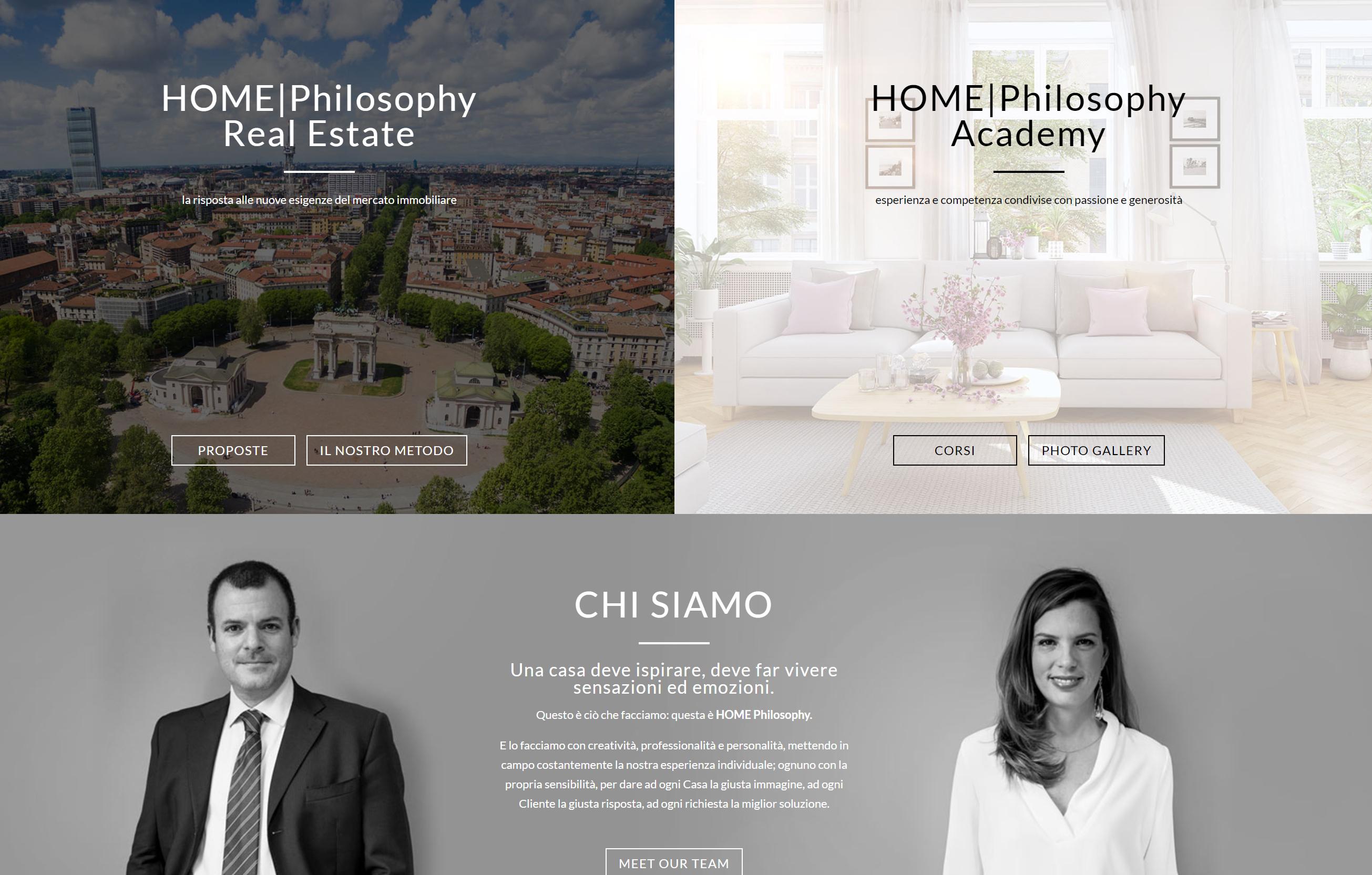 Home Philosophy E Un Agenzia Immobiliare E Una Home Staging Academy