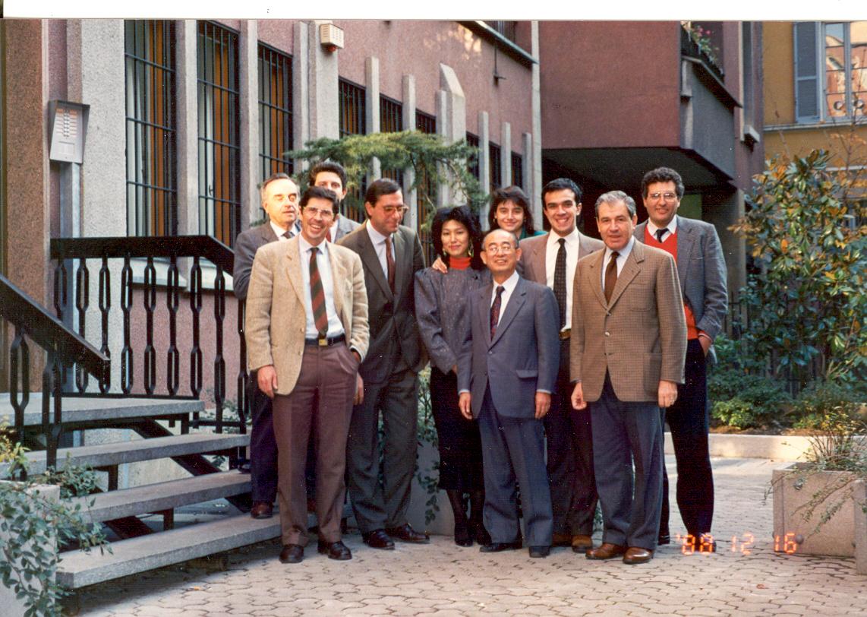 1989 1a foto ufficiale JMAC