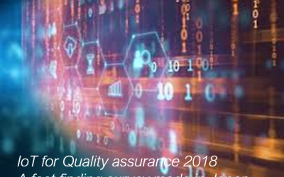 Assicurazione della qualità: IoT tra necessità e possibilità
