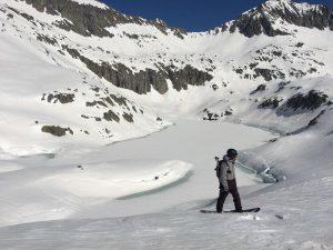 Corso aggiornamento snowboard