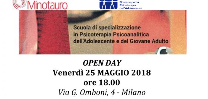 Open Day Scuola di specializzazione ARPAd Minotauro
