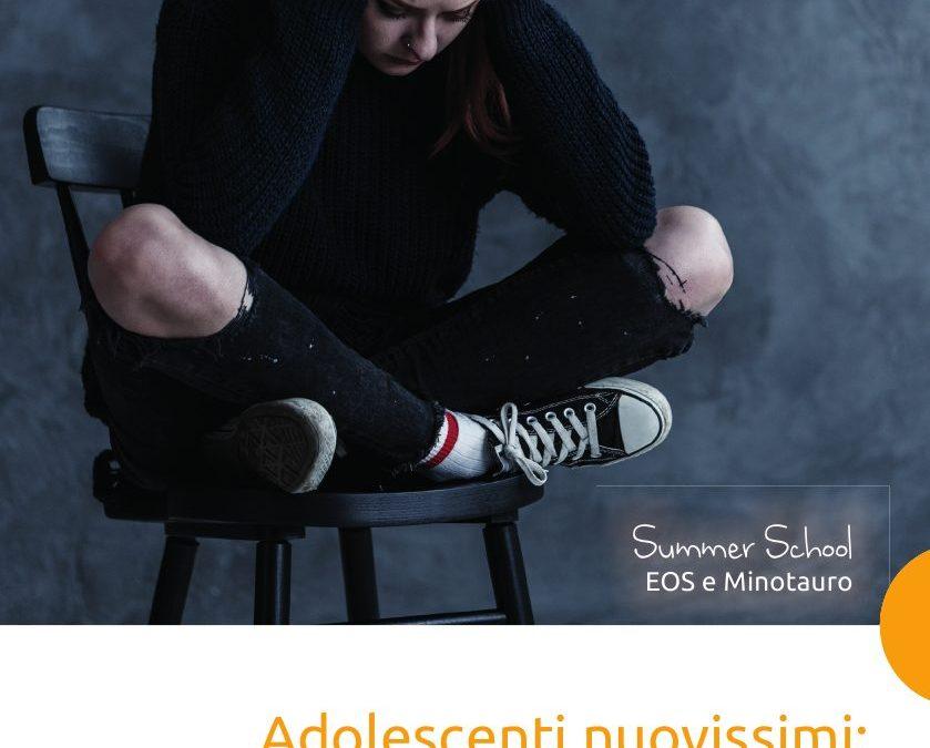 Adolescenti nuovissimi: crisi evolutive, ritiro sociale e rischio autolesivo