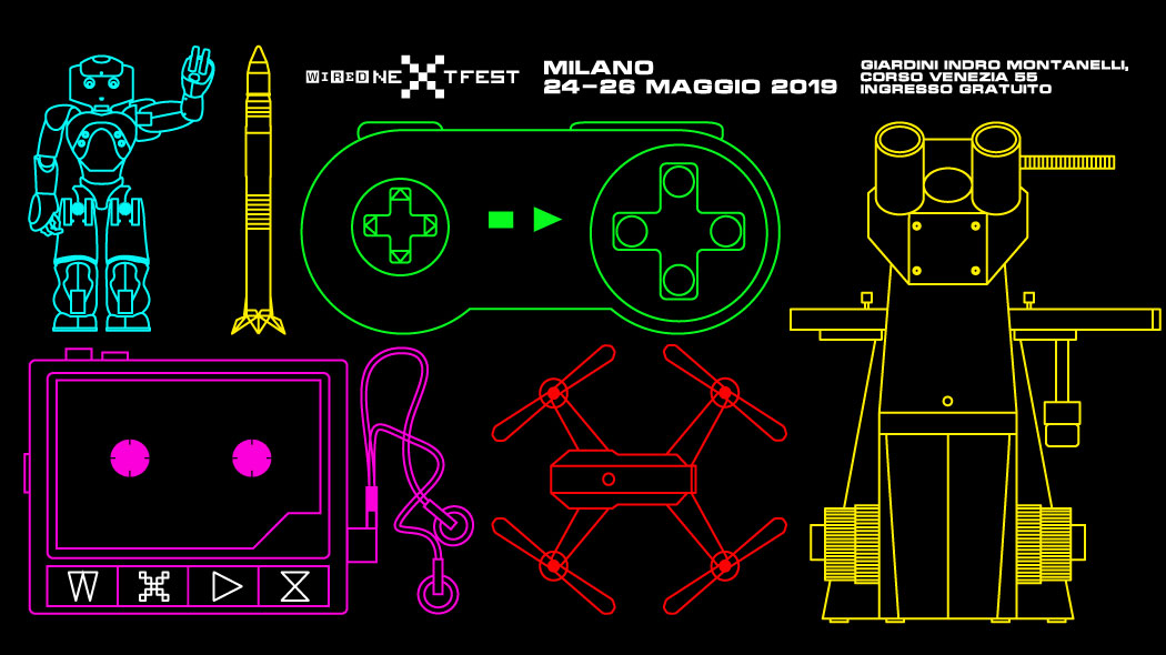 Giovani digitalmente sociali – Wired next fest