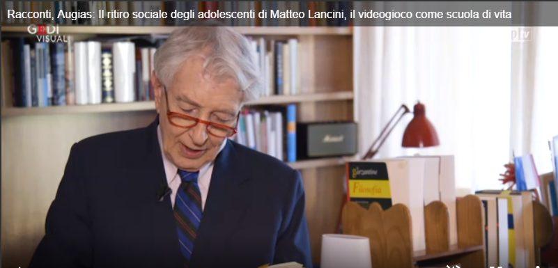 """La Repubblica – Racconti – Augias: """"Il ritiro sociale degli adolescenti"""" di Matteo Lancini, il videogioco come scuola di vita"""