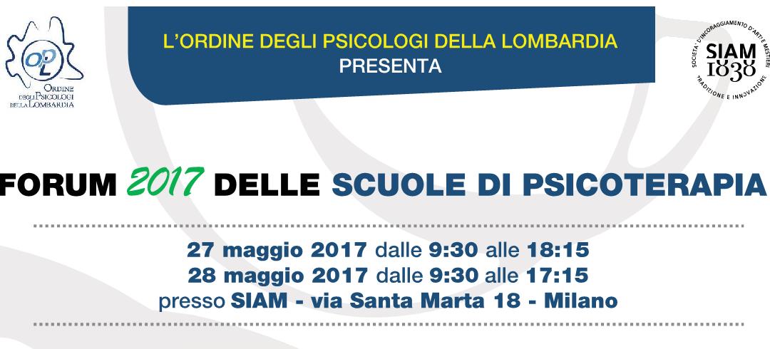 Forum OPL – Presentazione scuola di psicoterapia
